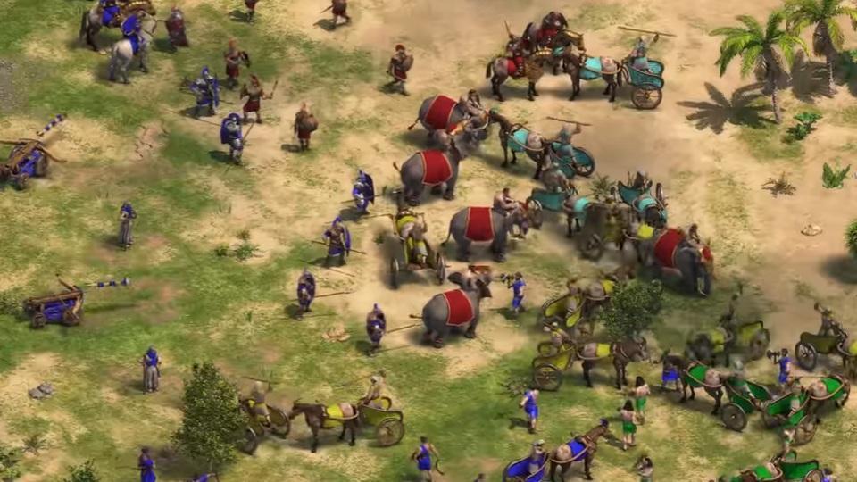 Age Empires Definitive Edition : Age Empires Definitive