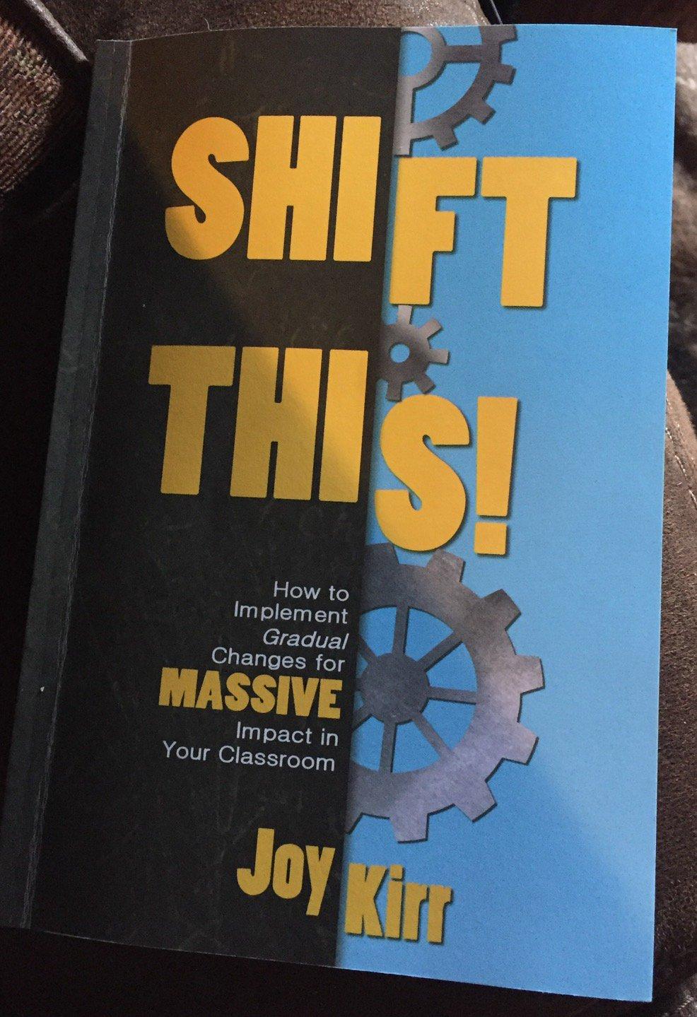 Countdown, 30 minutes! #shiftthis #LDISDchats #gearup https://t.co/v6JoQ7In5e