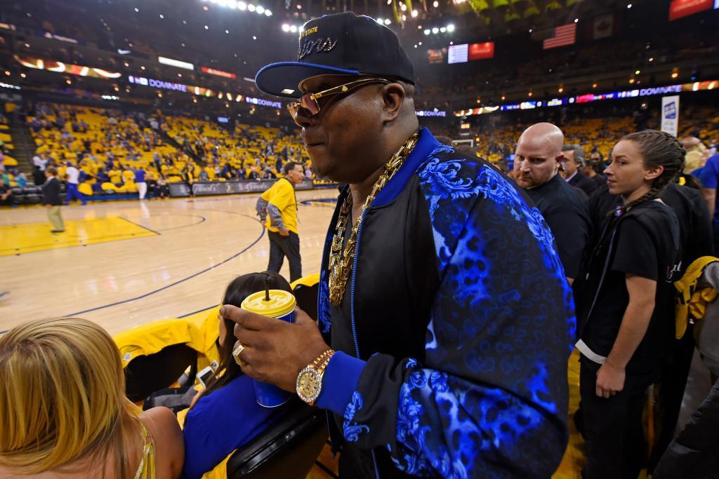 576eb61f4ea photos celebrities spotted mingling with golden state warriors before game 5  of the nba finals at