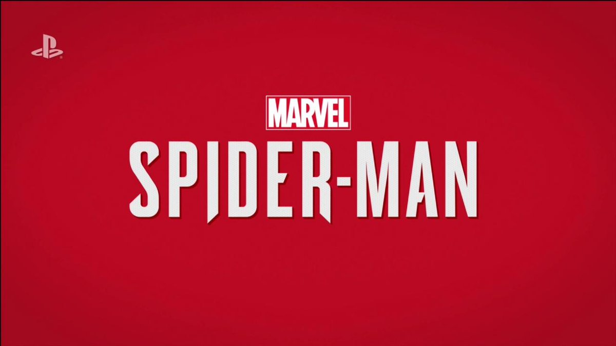 Here's that EPIC 8 minute #SpiderMan gameplay trailer from #PlayStationE3! #E32017