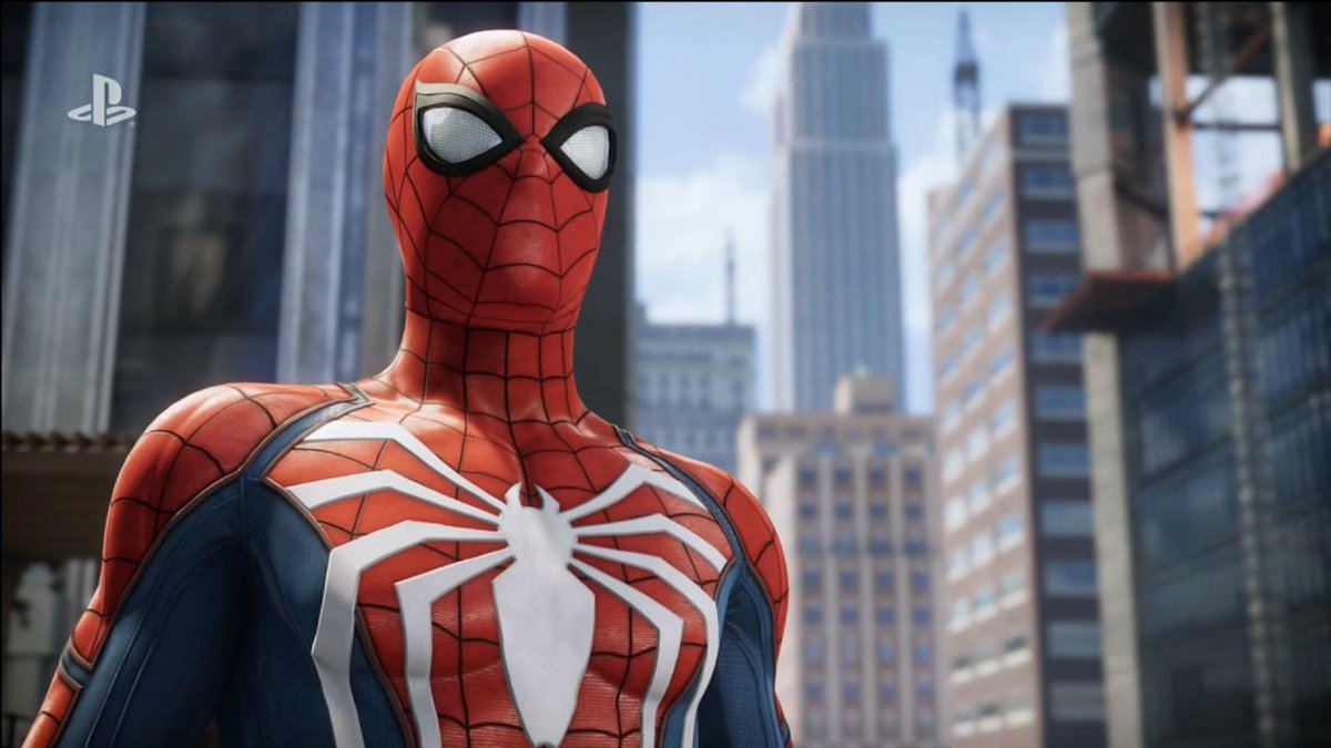 Here's more #SpiderMan goodness from #PlaystationE3! #E32017