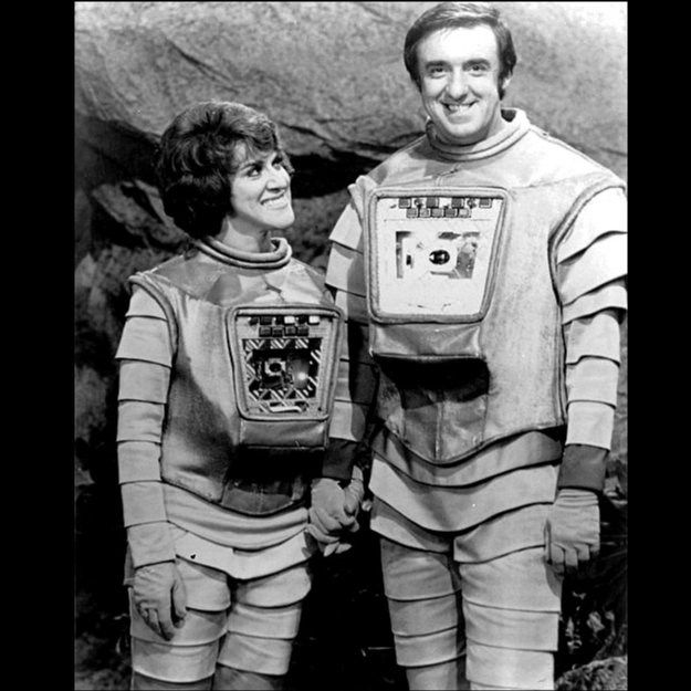 Happy Birthday Jim Nabors The Lost Saucer - Sid and Marty Krofft
