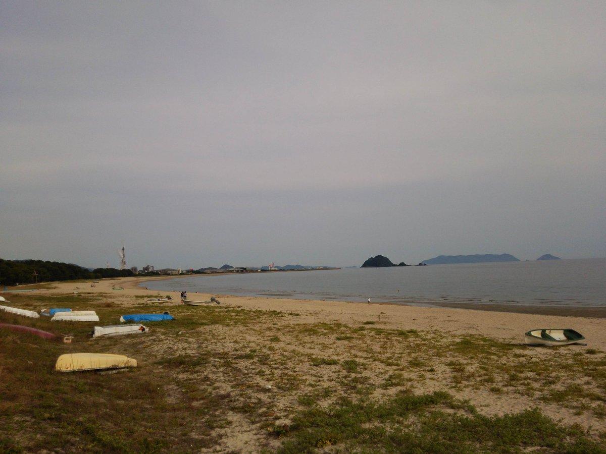 超久々❗虹ヶ浜❗ https://t.co/1YqU3tCV70