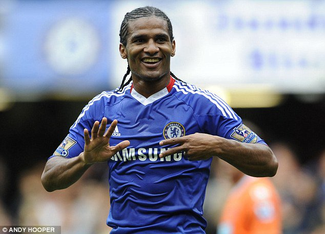 Happy birthday to old boy Florent Malouda who is 37 today