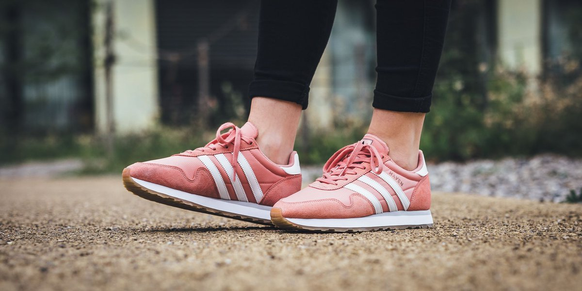 Adidas Haven W - Tactile Rose/Footwear White/Gum SHOP HERE:  https://t.co/czfT8eU8ka…