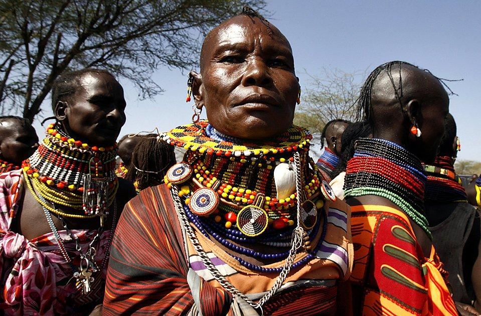 Жители африки картинки