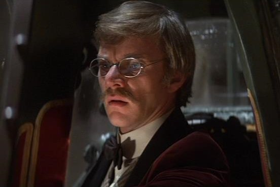 """I m there to realize someone else s dreams, not to impose what I want.\"" - Happy 74th birthday, Malcolm McDowell"