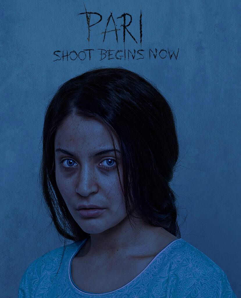 Pari First Look starring Anushka Sharma