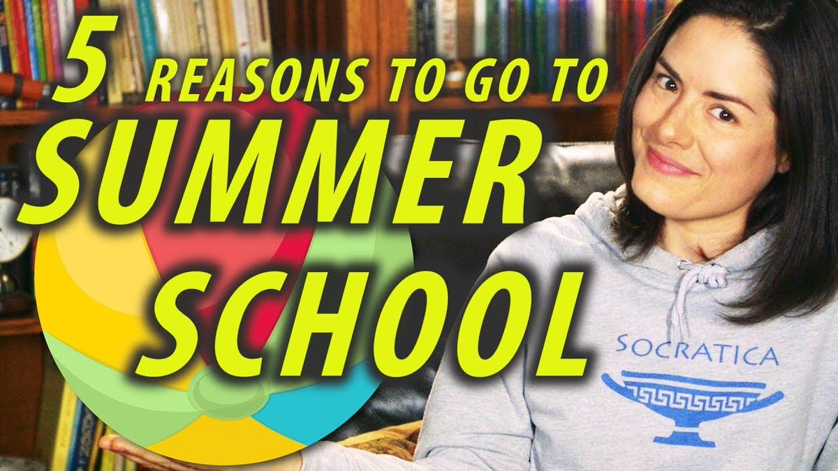 My #summerschool class is Latin 101. What are you going to learn this summer? Get inspiration here!  http:// bit.ly/2tfvipR  &nbsp;   #wecreateedu <br>http://pic.twitter.com/9Vu0TuoQbf