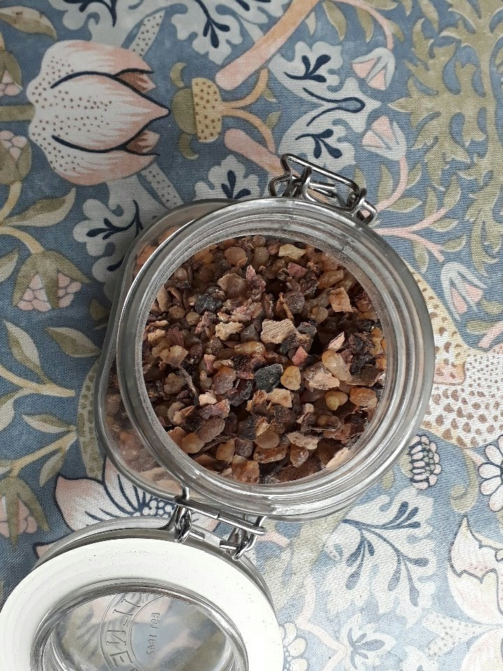 I have many favourite ingredients, but frankincense is v. high on list #recipesconf https://t.co/QoYJBX30Y5