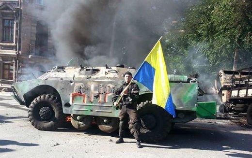 Порошенко поздравил Мариуполь с третьей годовщиной освобождения от боевиков - Цензор.НЕТ 3248