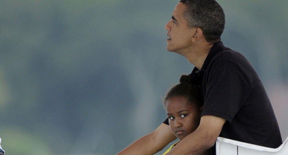 オバマ前大統領の娘の本名にSNSが震撼 https://t.co/6Trx9APgLE #米国 #オバマ #SNS
