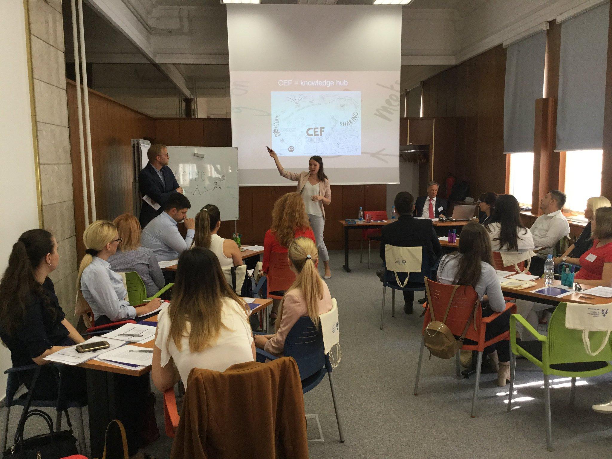 Third #CEF #regional workshop under #PIFC program has just started #InternalAuditingForNonAuditors #PublicInternalControl https://t.co/bkGKBreSPU