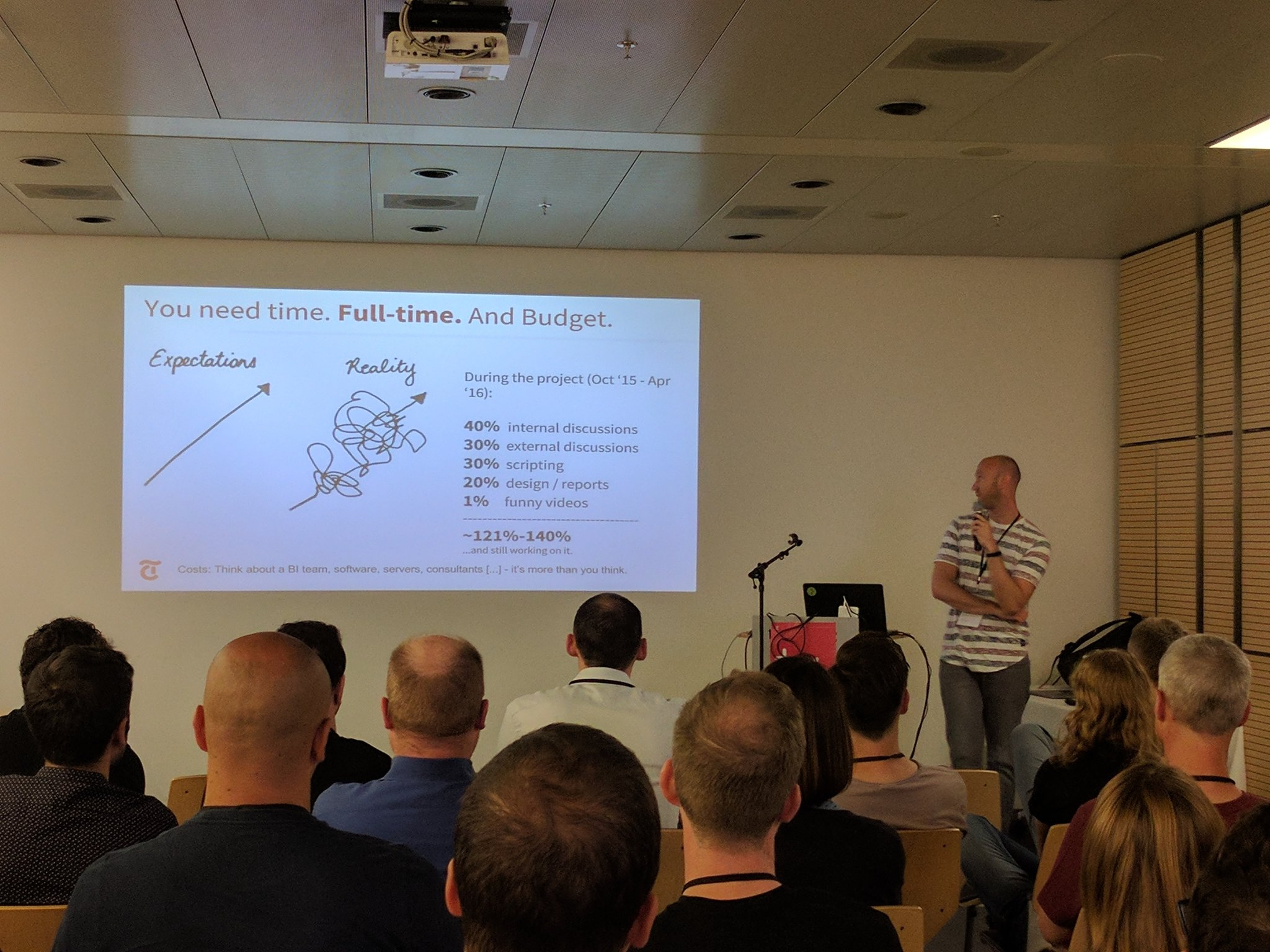what does it take to build a datawarehouse? Great talk bu Andreas Kamber #tamediatx https://t.co/3sqcDaVE9F