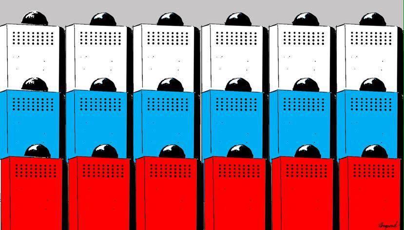Отношения США и России продолжают ухудшаться, - Тиллерсон - Цензор.НЕТ 160