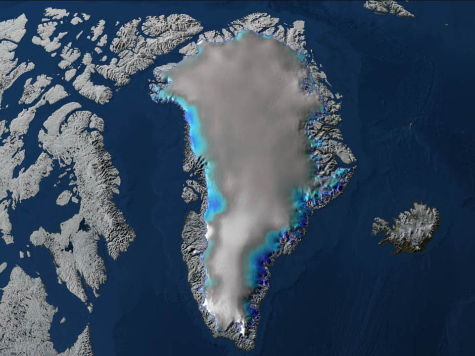 Mythbusting #climate fact: Greenland's ice sheet has been losing mass at a faster rate in recent years.  http:// crwd.fr/2rnbzq8  &nbsp;  <br>http://pic.twitter.com/Y4Q169ZMoN