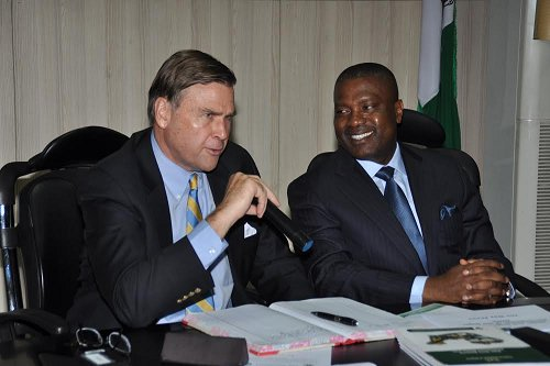 United States envoy Symington commended NDDC for communicating with stakeholders to ensure efficient service delivery to Niger Delta people.