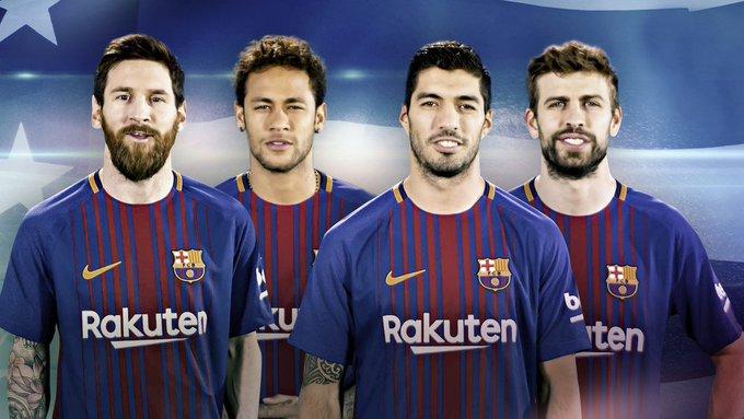 Wih! Rengkuh Cincin Juara NBA 2017, Warriors Dapat Ucapan Selamat dari Messi dan Barcelona