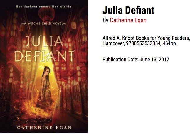 Catherine Egan On Twitter Julia Defiant Is Out Today Httpst