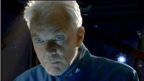 Happy birthday to Malcolm McDowell! Admiral Tolwyn, Dr Soran and so many other roles!