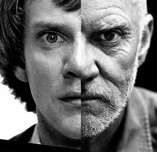 Happy Birthday Malcolm McDowell (74 and sexy!!!)