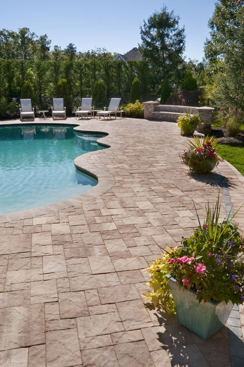 Cst Pavers On Twitter Cool Pools For Hot Days Hardscaping Https T Co Gafhlzlglx