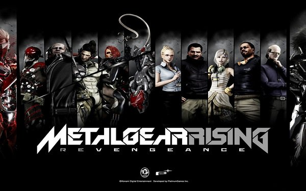 metal gear rising торрент на pc