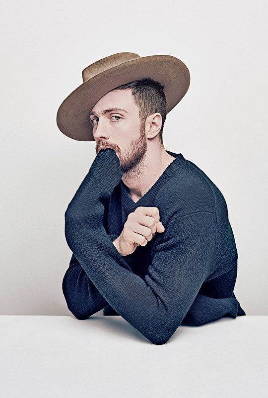 And also happy birthday to one of my favorite actors Aaron Taylor-Johnson