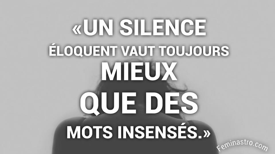 Le silence  #Citation #Bonheur #Silence #Joie #Paix<br>http://pic.twitter.com/P8oiozn5n8