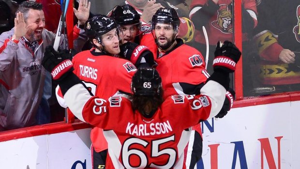 OFF-SEASON GAME PLAN: OTTAWA SENATORS - Elevated expectations. @tsnscottcullen with more. https://t.co/18rjvmnYOQ https://t.co/66kwdS43t5