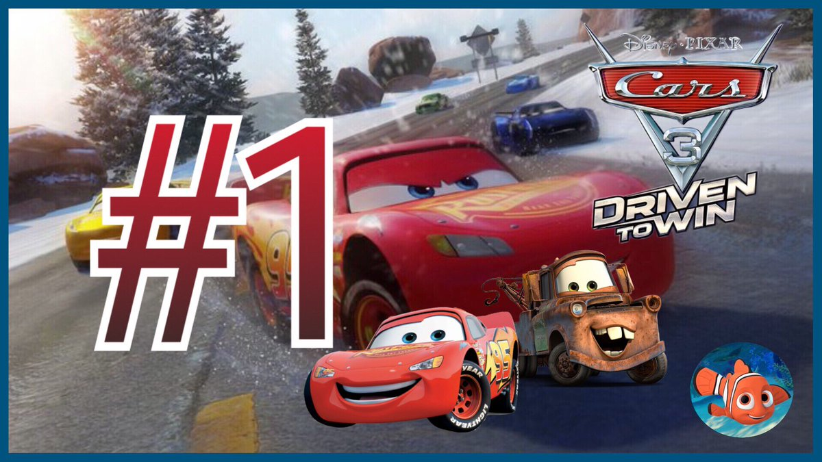 Cars3driventowin Hashtag On Twitter