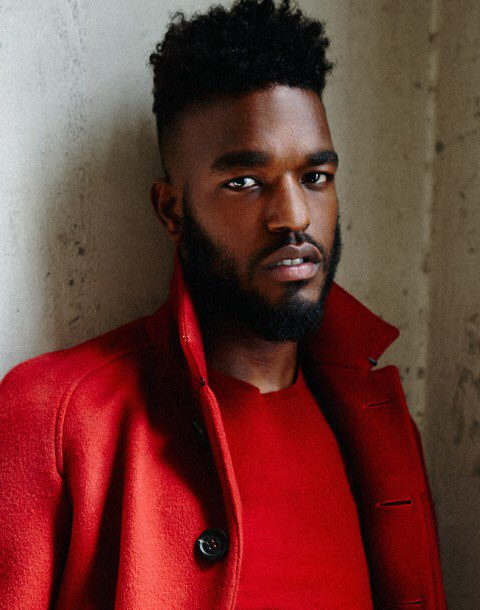 Happy Birthday Luke James!!!