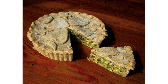 Sam's historical recipe corner: Tudor vegetable pie