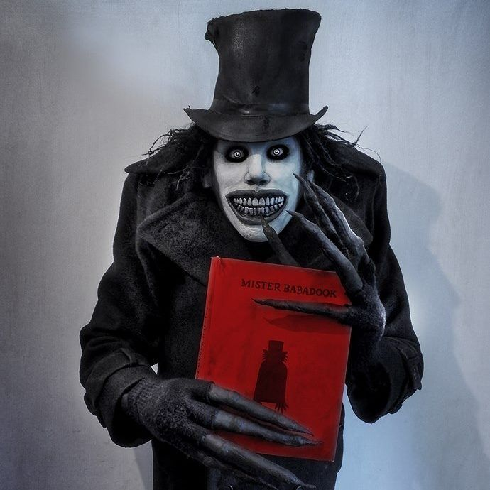 """the RPF on Twitter: """"Mr. Babadook by Official Mister Babadook UK Cosplay  #Horror #Costume #CraftYourFandom… """""""