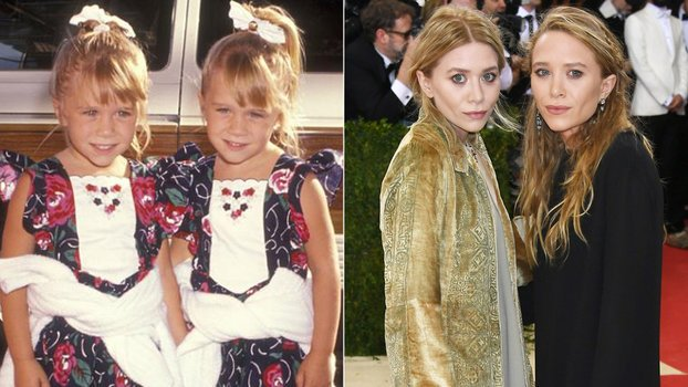Happy Birthday Mary-Kate and Ashley Olsen See the Evolution of Their Perfect Poses