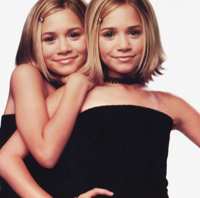 Happy 31st Birthday to Mary Kate and Ashley Olsen!