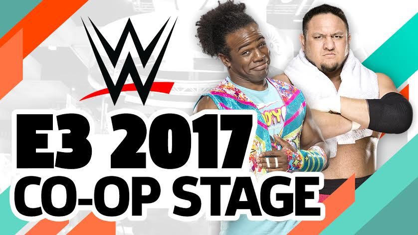 Gamespot on twitter come meet wwe superstars xavier woods gamespot on twitter come meet wwe superstars xavier woods samoa joe at e32017 meet greet at the gamespote3 booth in west hall thurs 615 m4hsunfo