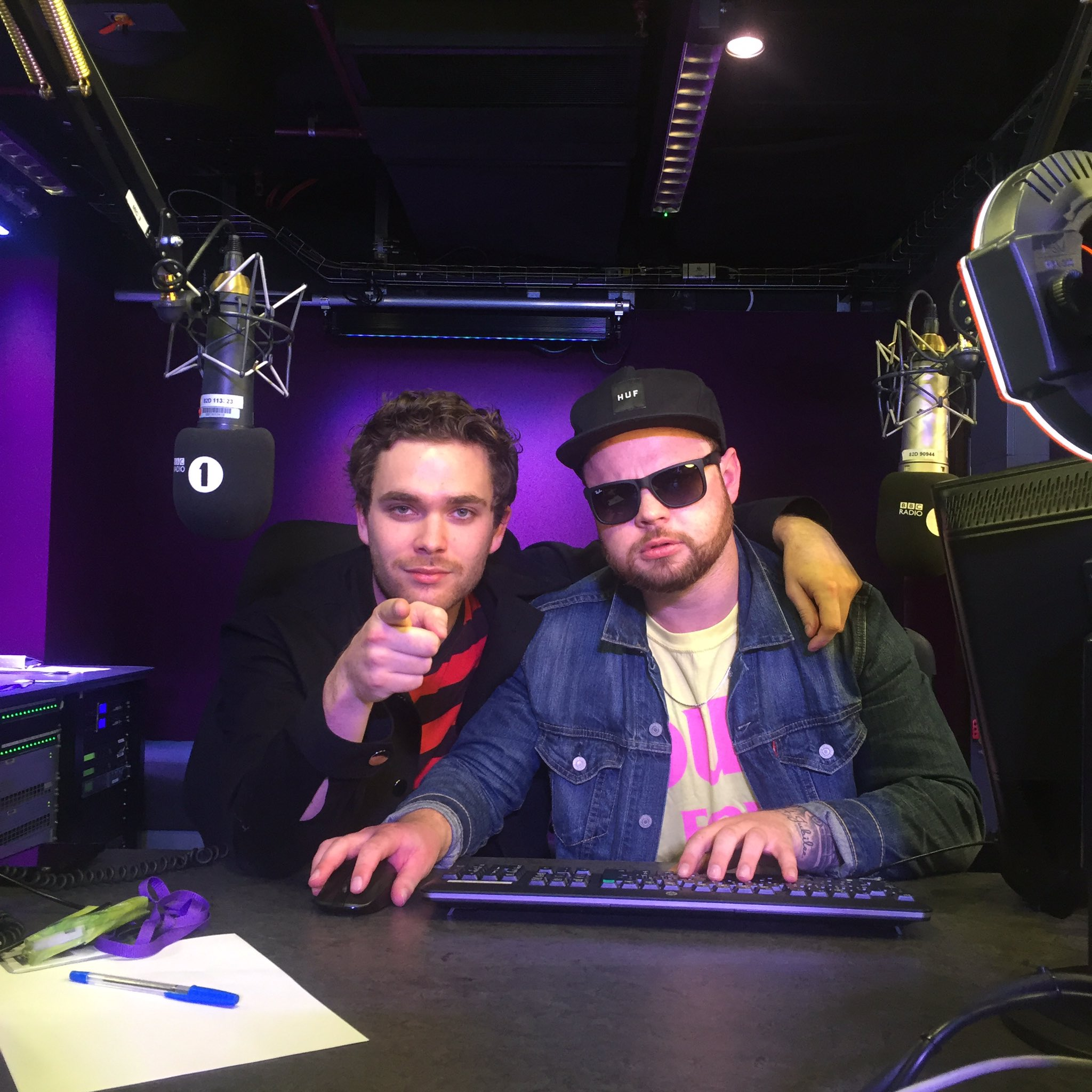 Weds night June 14. @royalblooduk on the show talking How Did We Get So Dark? @BBCR1 10.30pm #royalblood https://t.co/ouCmplC1ML