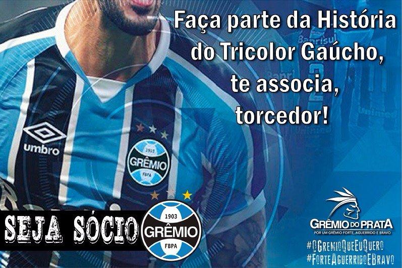 5445bced4db45 Grêmio do Prata on Twitter