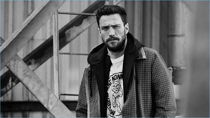 Welp. Happy birthday to a couple of the cutest puppies that I\ve ever seen: Aaron Taylor Johnson and Chris Evans.