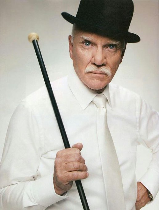 Happy birthday, Malcolm McDowell!