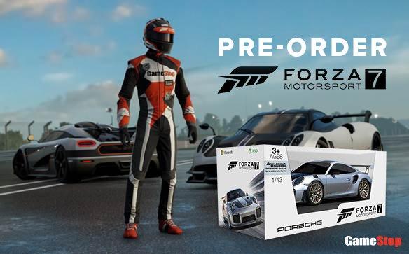 Retailer Pre Order Bonuses Deals Bundles For Fm7 Forza Motorsport 7 Discussion Forza Motorsport Forums