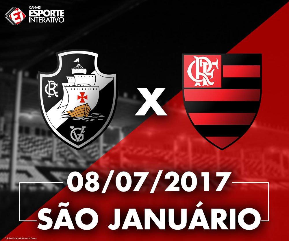 O primeiro Clássico dos Milhões do Campeonato Brasileiro desse ano será disputado em São Januário!