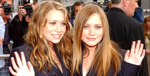 Happy birthday, Mary-Kate & Ashley! Can you match their photos throughout the years?