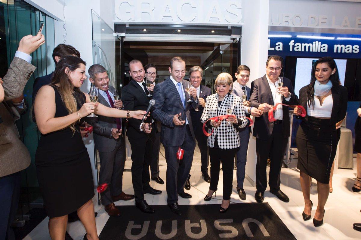 """El día de ayer, USANA México celebró su cuarta expansión en 14 años. En voz de nuestro Director General, C. Zozaya """"Lo mejor está por venir"""" https://t.co/t75oUsCRTK"""