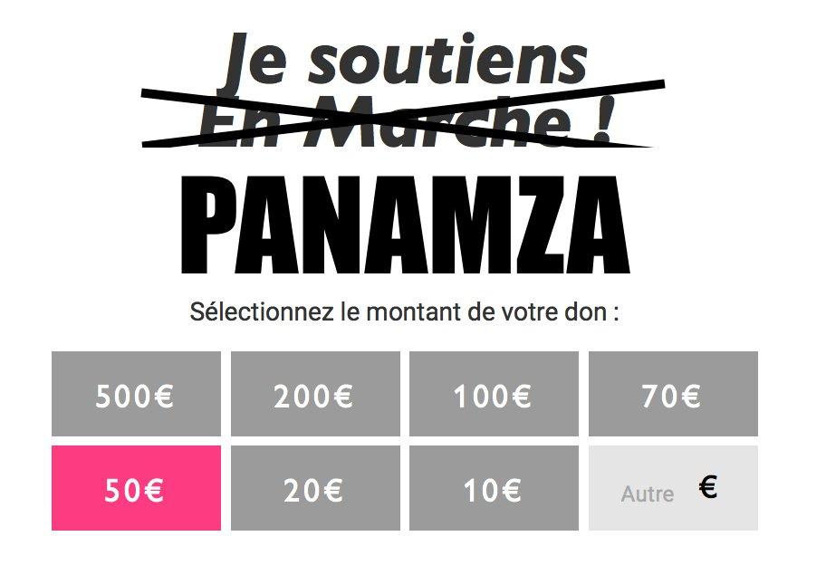 Pour vous révéler ce que l'on vous cache : Panamza a besoin de vous !