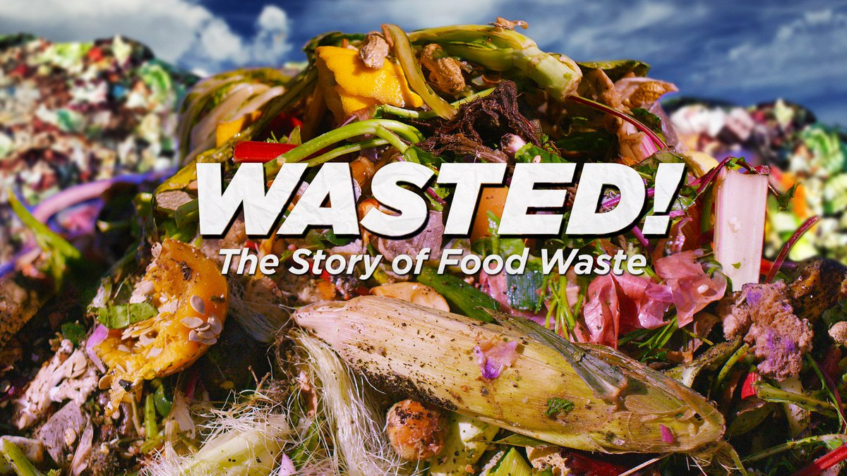 Image result for WASTED! The Story of Food Waste