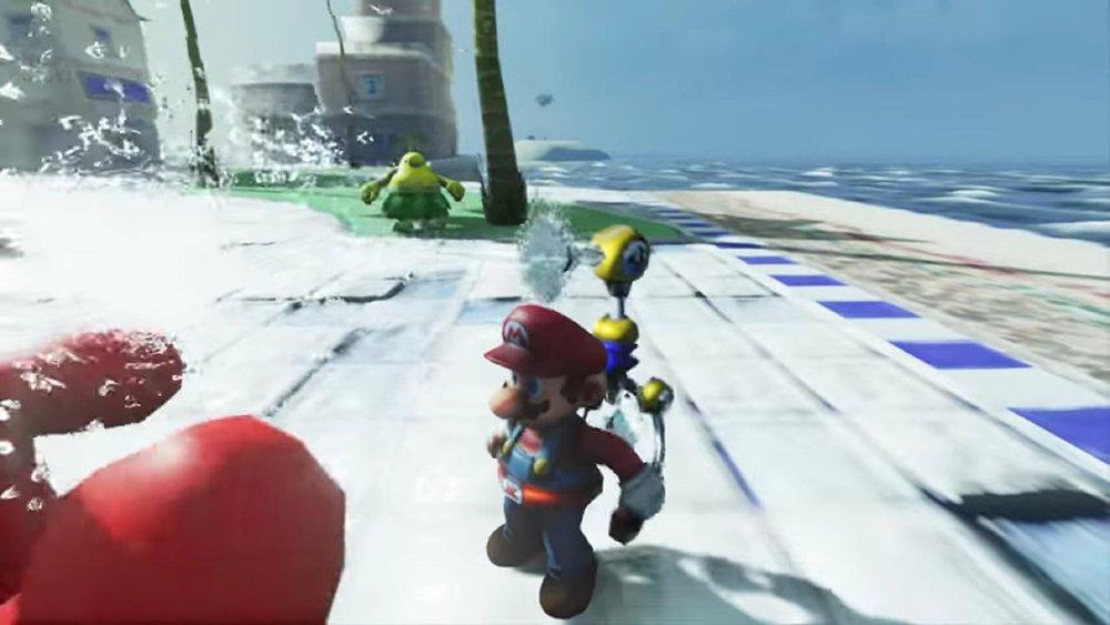 What Nintendo fans think an Unreal Nintendo game looks like vs an Unreal Nintendo game https://t.co/3a5AGJkBYk