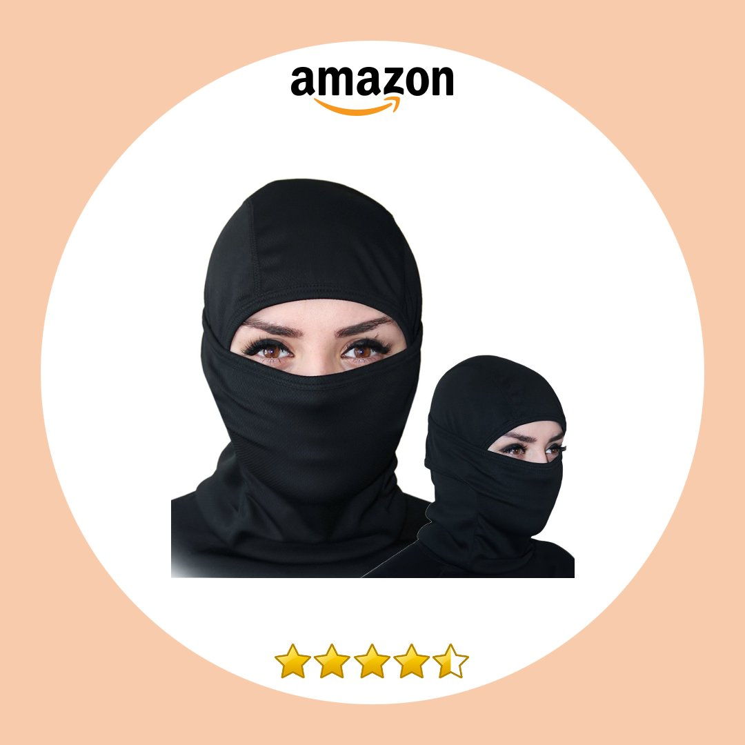 Balaclava - Windproof Ski Mask - Cold Weather Face Mask Motorcycle Neck  Warmer or Tactical… https   www.amazon.com gp goldbox  c22a926e7ed9