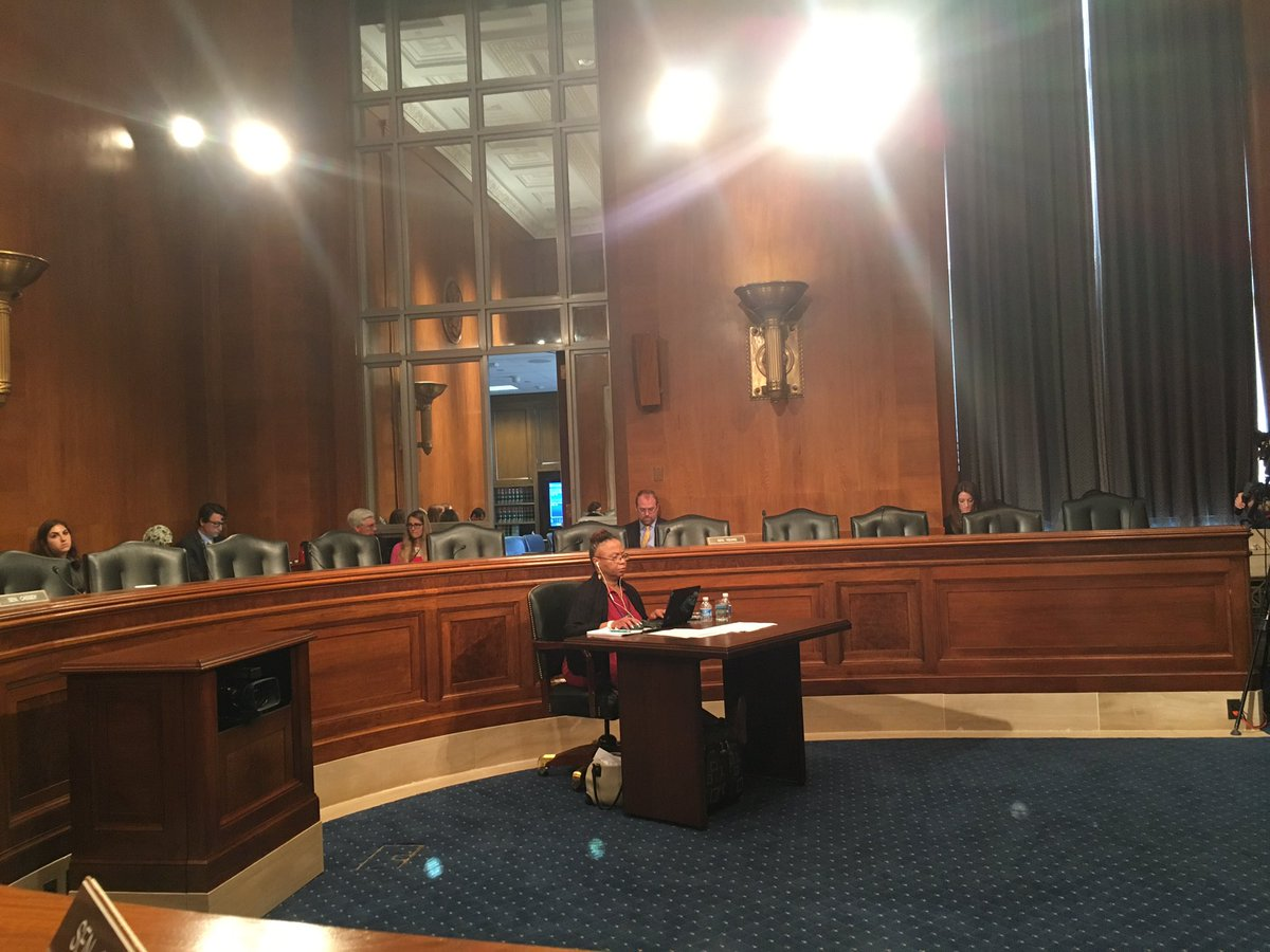 At drug price hearing today, Rs chided Ds for harping on secret ACA repeal meetings. Then they all ditched for a secret ACA repeal meeting.